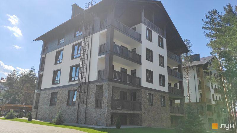 Хід будівництва ЖК DESNA residence, Тироль №12, червень 2020