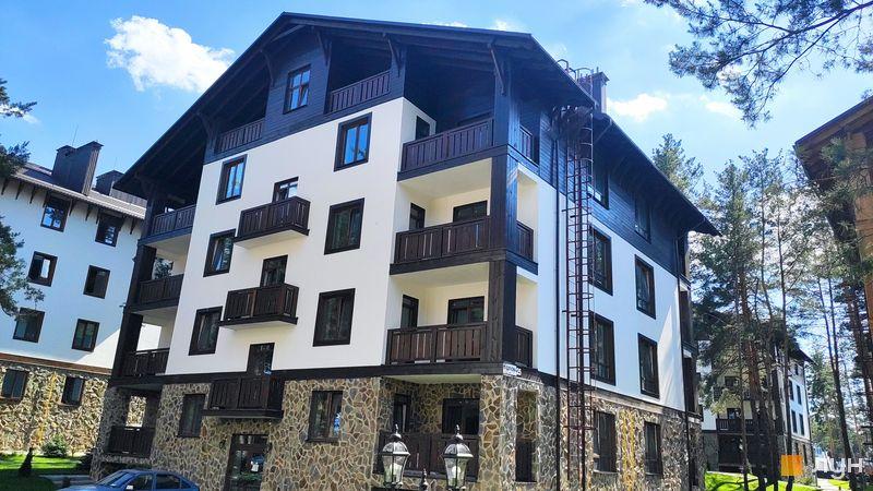 Хід будівництва ЖК DESNA residence, Тироль №8, червень 2020