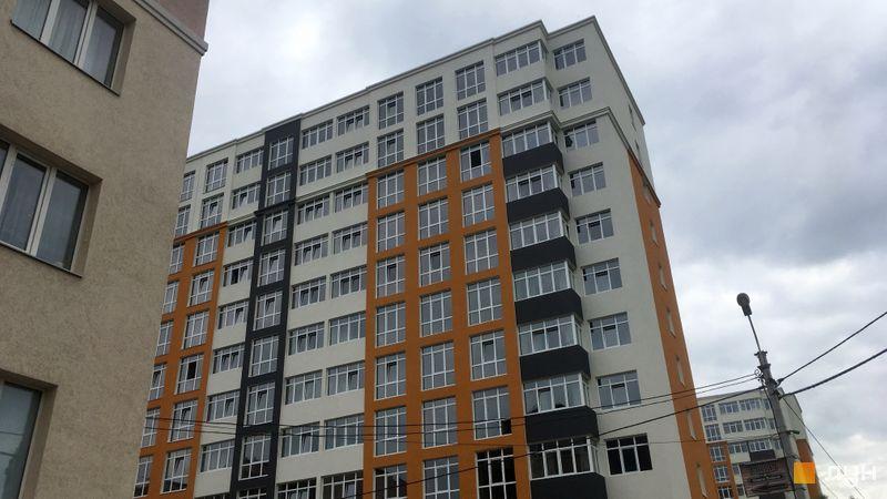 Хід будівництва ЖК Стожари, 3 будинок (секція 2), липень 2020