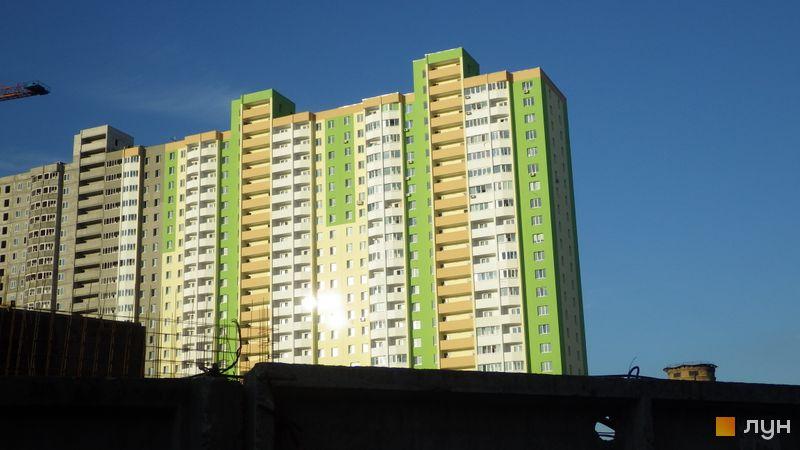 Хід будівництва ЖК Атлант (Коцюбинське), 10, 11 будинки, липень 2020