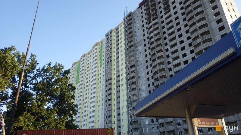 Хід будівництва ЖК Атлант (Коцюбинське), 9-11 будинки, липень 2020