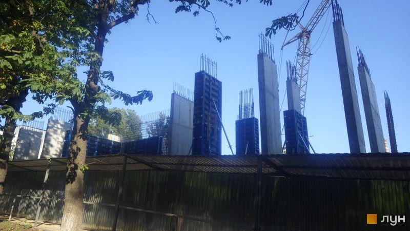 Ход строительства ЖК Stanford, , июль 2020