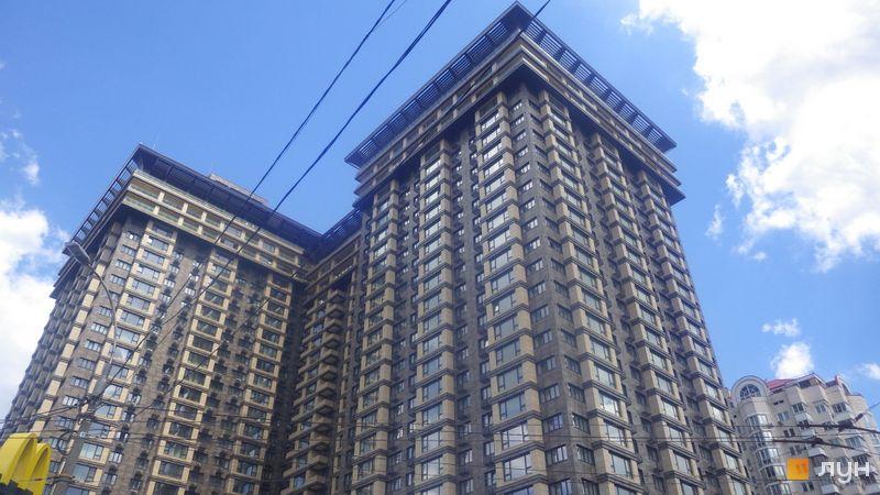 Ход строительства ЖК Obolon Residences, 3 секция, июль 2020