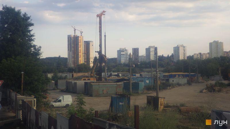 Хід будівництва ЖК Новопечерські Липки, , липень 2020