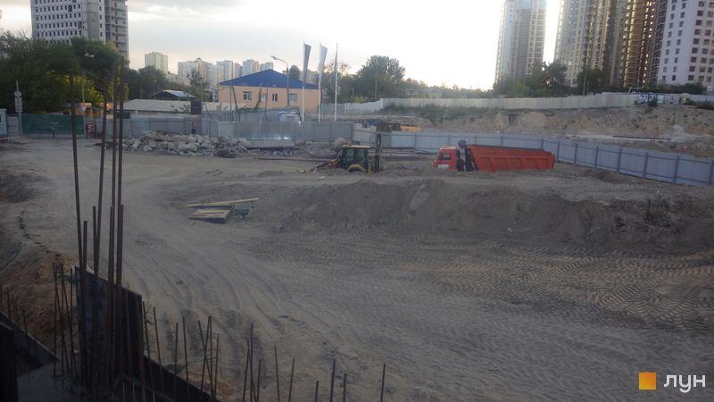 Ход строительства ЖК Delrey, , июль 2020
