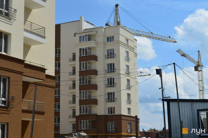Хід будівництва ЖК на Стрийській, 5 будинок, липень 2020