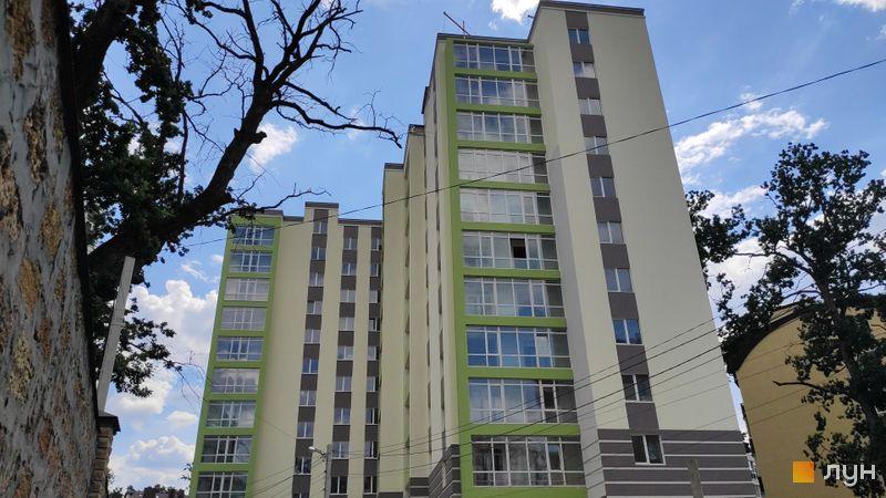 Ход строительства ЖК Ваш Добробут, Дом, июль 2020