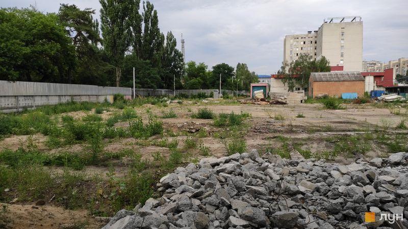 Хід будівництва ЖК Passage Park, , липень 2020