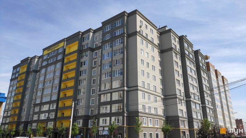 Ход строительства ЖК Millennium State, 3 дом (секции Б, В), июль 2020