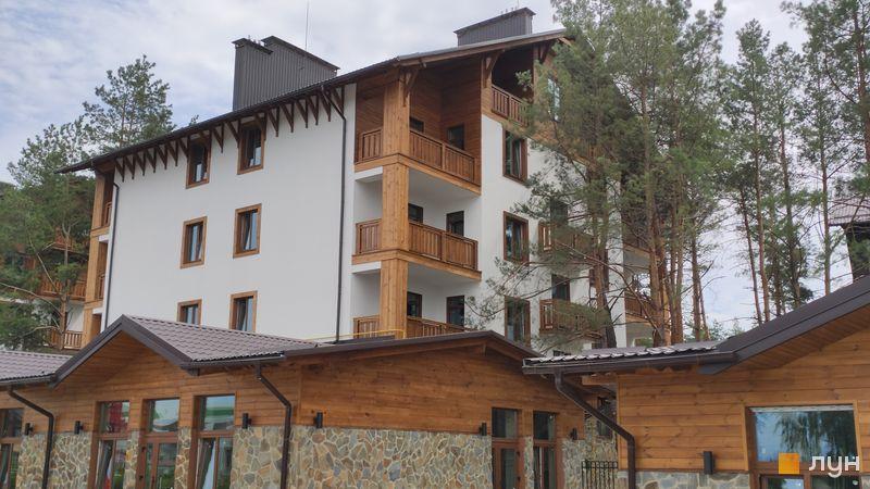 Хід будівництва ЖК DESNA residence, Давос №20, липень 2020