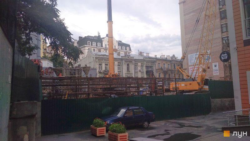 Хід будівництва ЖК Krauss Gallery, , серпень 2020
