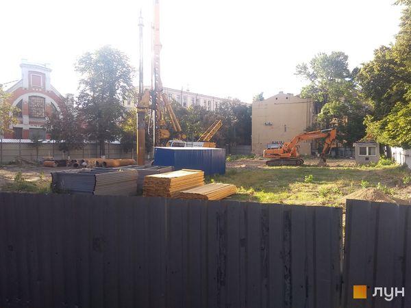 Хід будівництва ЖК АРСЕНАЛ House, , серпень 2020