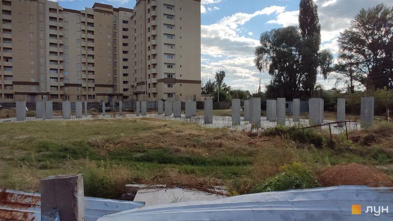 Ход строительства ЖК Уюткино, 3 дом, август 2020