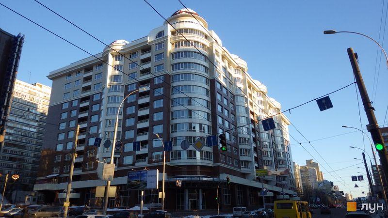 Хід будівництва ЖК Парк-хол Горький, Будинок, лютий 2015