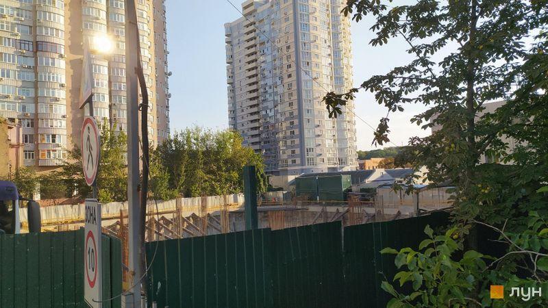 Хід будівництва ЖК А136 Highlight Tower, , серпень 2020