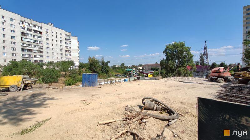 Хід будівництва ЖК Вишгород Плаза, , серпень 2020