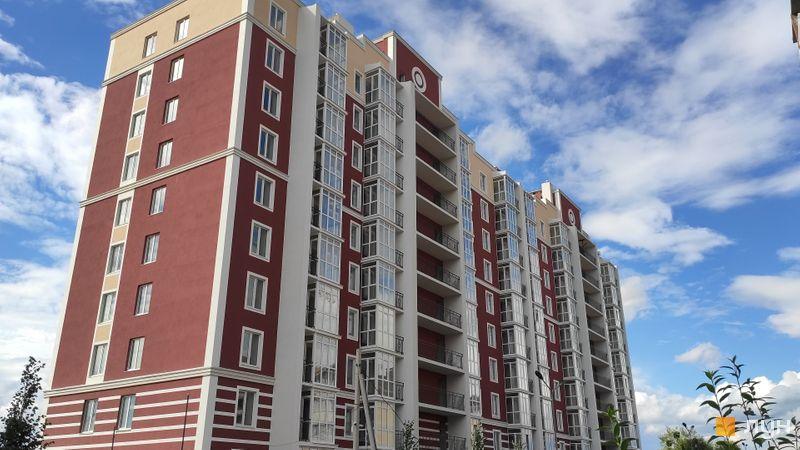 Ход строительства ЖК Покровский, 4 дом (№ 73Б-6), август 2020