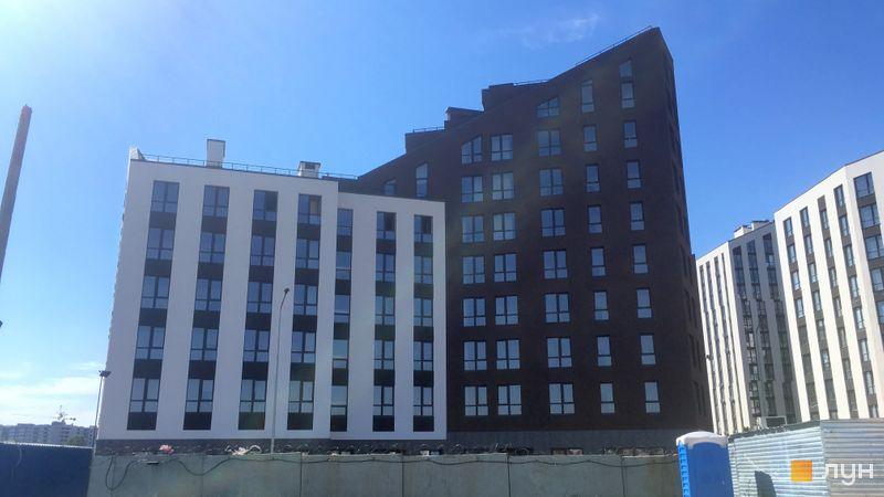 Хід будівництва ЖК Paradise Avenue, 4 будинок, серпень 2020