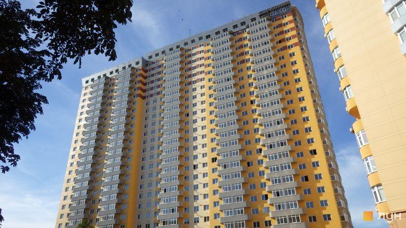Хід будівництва ЖК на Кондратюка, Будинок 4, серпень 2020