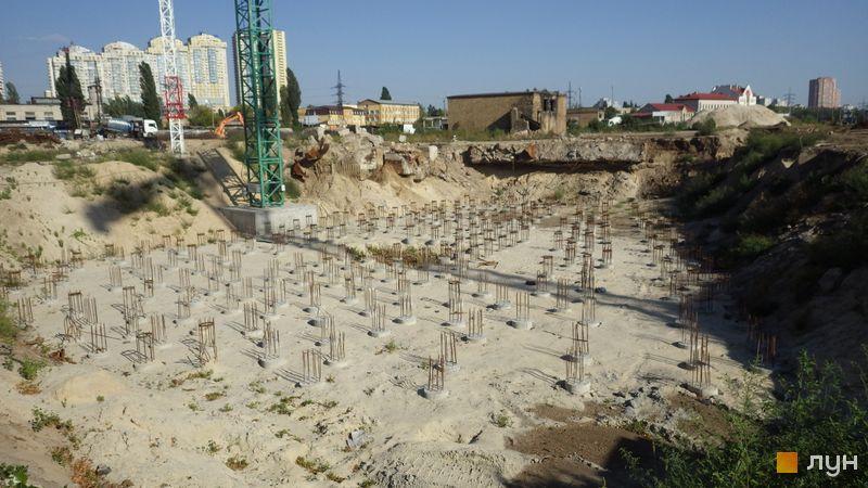 Ход строительства ЖК Star City, 2 дом, август 2020