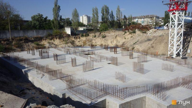 Ход строительства ЖК Star City, 3 дом, август 2020