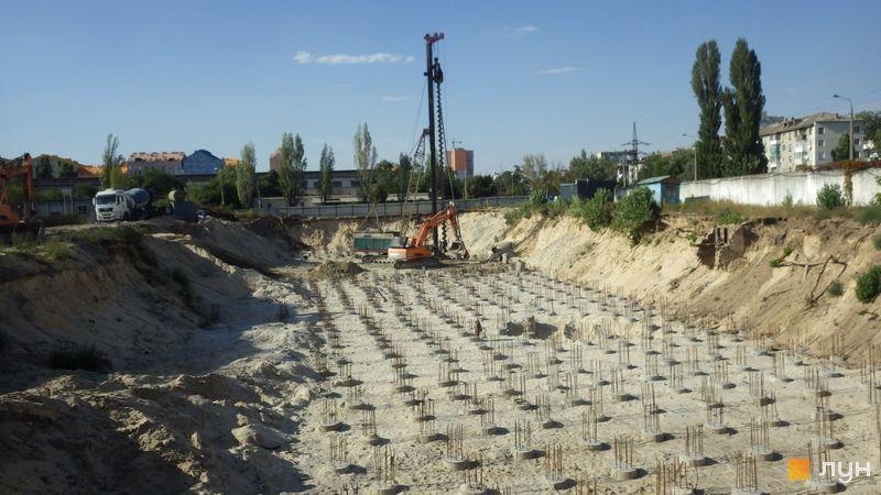 Ход строительства ЖК Star City, 4 дом, август 2020