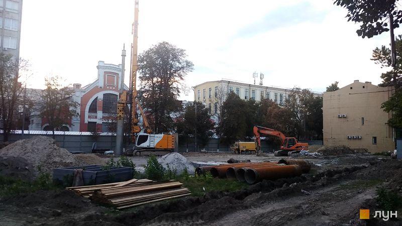 Хід будівництва ЖК АРСЕНАЛ House, , вересень 2020