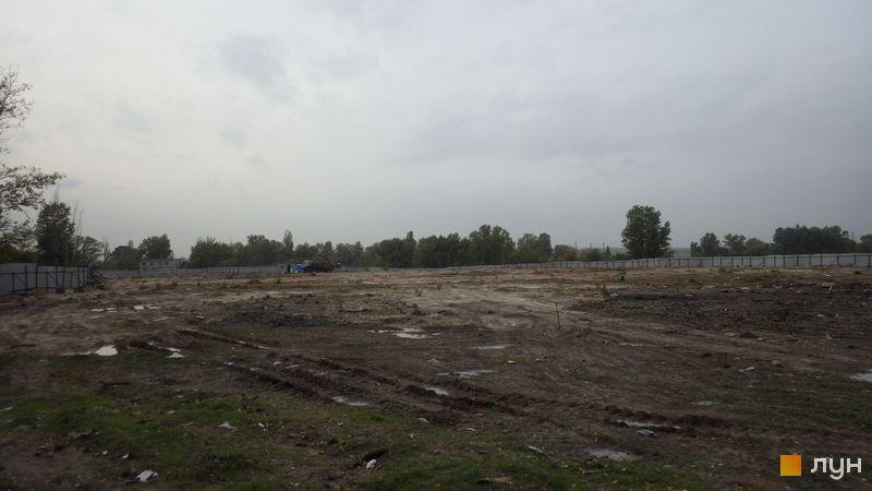 Хід будівництва ЖК Мілос, , вересень 2020