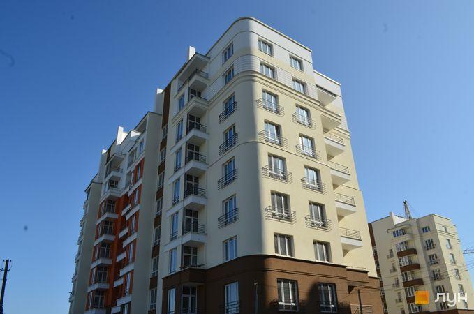 Хід будівництва ЖК на Стрийській, 5 будинок, вересень 2020