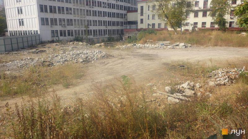 Хід будівництва ЖК Голосіївський, , вересень 2020