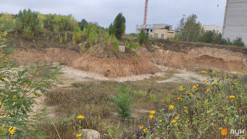 Ход строительства ЖК Чайка, ул. Лобановского, 30 (секции Г, Д), сентябрь 2020