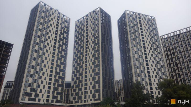 Хід будівництва ЖК Славутич 2.0, 4-6 будинки, жовтень 2020