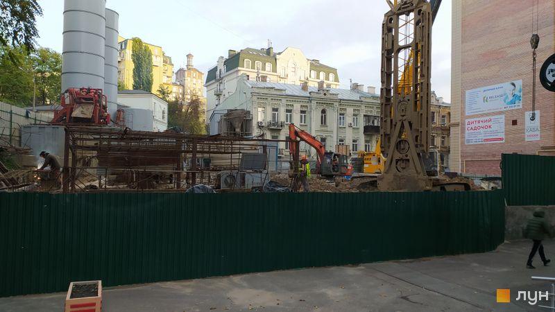Хід будівництва ЖК Krauss Gallery, , жовтень 2020