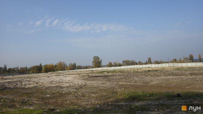 Хід будівництва ЖК Мілос, , жовтень 2020
