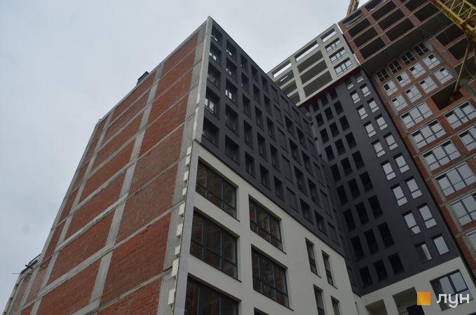 Ход строительства ЖК Вільне Місто, 2 дом, ноябрь 2020