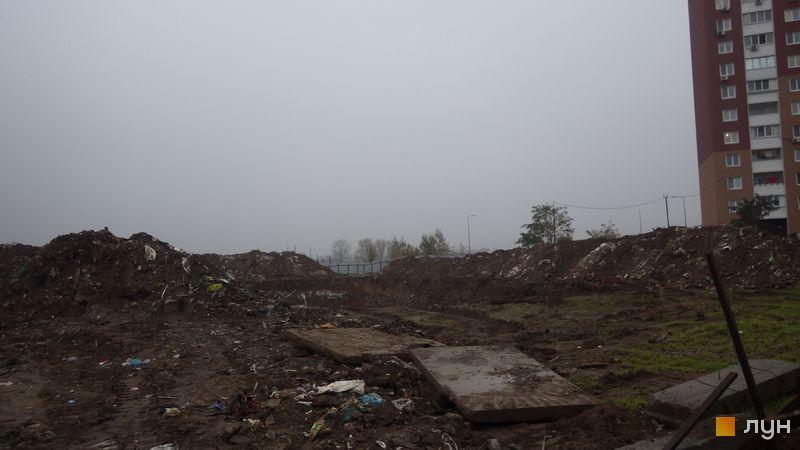 Хід будівництва ЖК Мілос, , листопад 2020