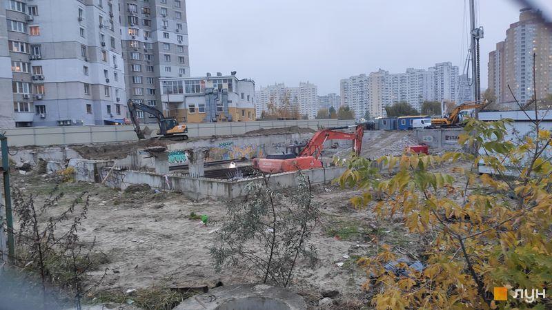 Ход строительства 31Z, , ноябрь 2020