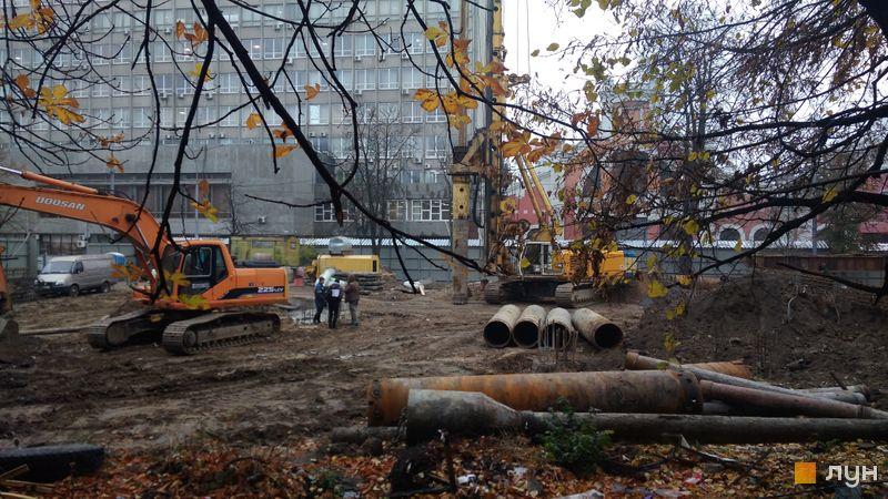 Хід будівництва ЖК АРСЕНАЛ House, , листопад 2020