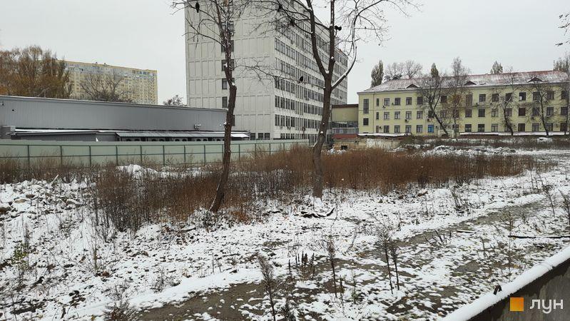 Хід будівництва ЖК Голосіївський, , листопад 2020