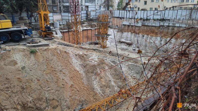 Ход строительства ЖК Washington Concept House, , ноябрь 2020