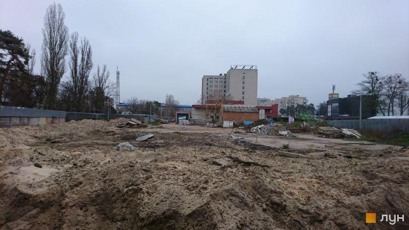 Хід будівництва ЖК Passage Park, , листопад 2020