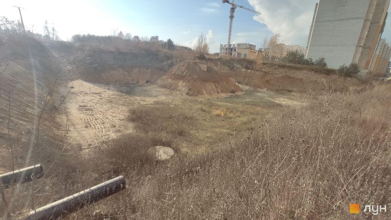Хід будівництва ЖК Чайка, вул. Лобановського, 30 (секції Г, Д), листопад 2020