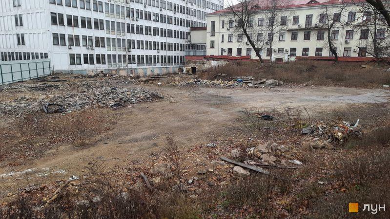 Хід будівництва ЖК Голосіївський, , грудень 2020