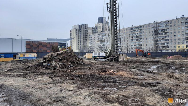 Хід будівництва Kub29, , грудень 2020