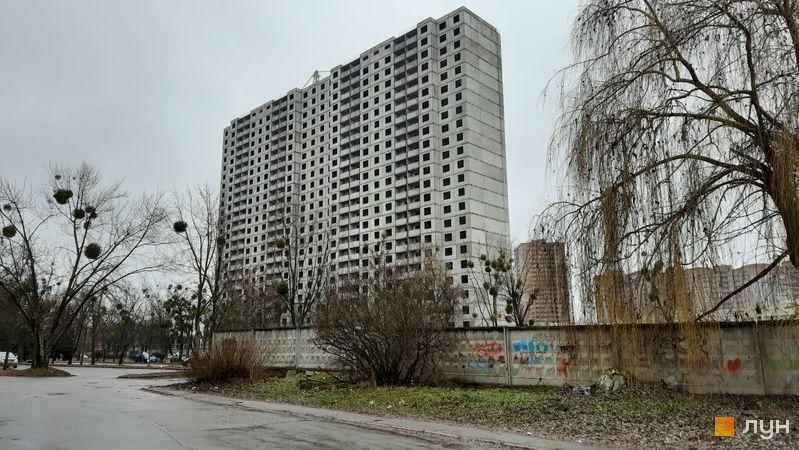 Ход строительства ЖК Эврика, 27 дом, декабрь 2020