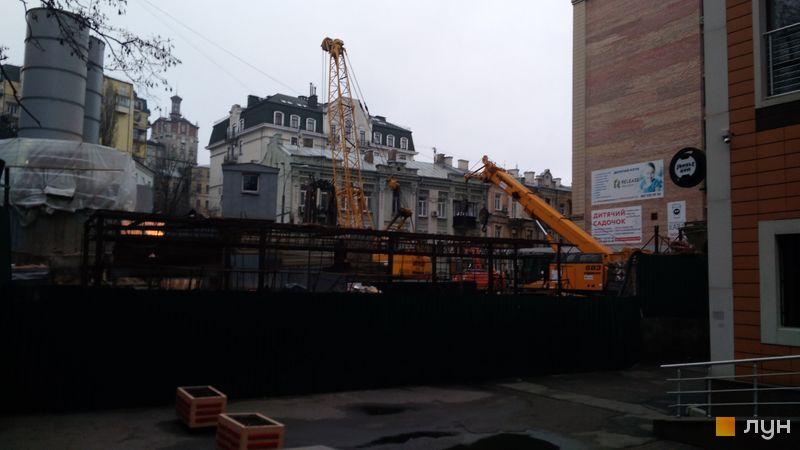 Хід будівництва ЖК Krauss Gallery, , грудень 2020