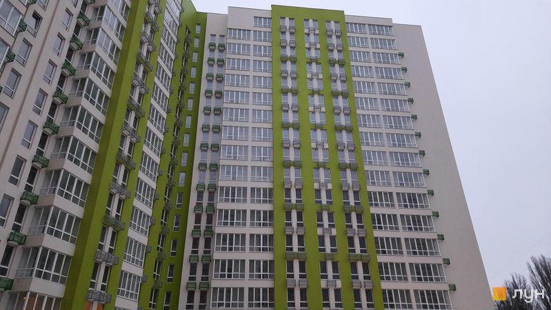 Хід будівництва ЖК Нивки-Парк, 8 будинок, грудень 2020