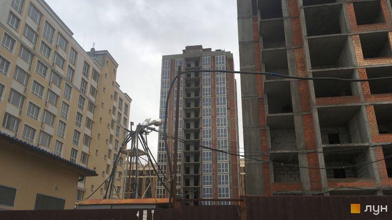 Ход строительства ЖК Новые Теремки, 3 очередь (дом 11), декабрь 2020