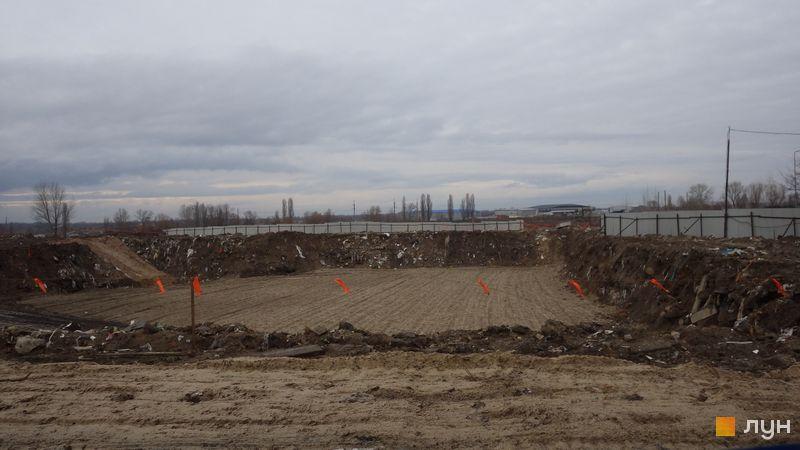 Хід будівництва ЖК Мілос, , грудень 2020