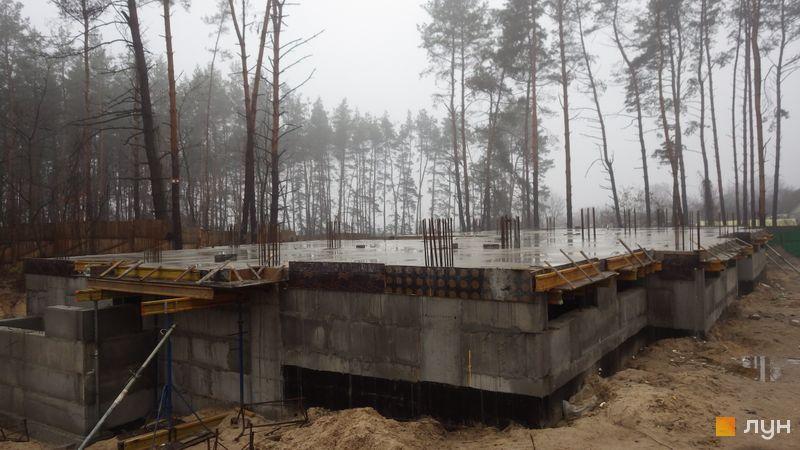 Ход строительства ЖК Идея, 7 дом, декабрь 2020